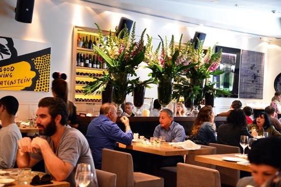 מסעדת טוטו / צילום: תמר מצפי