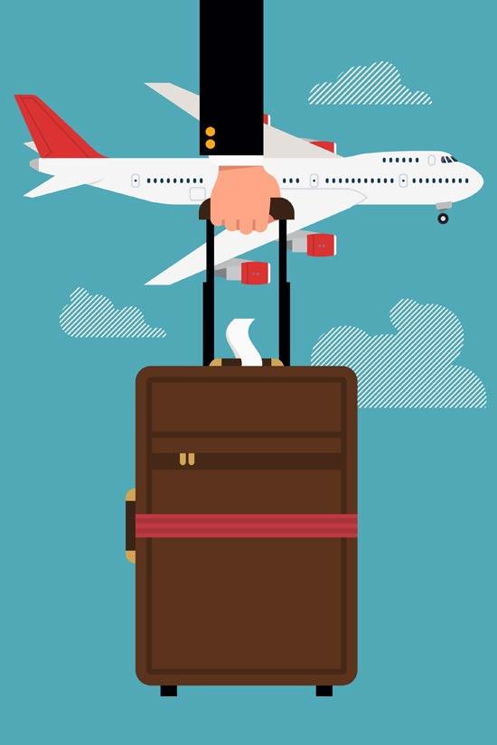 להתראות מזוודה, מקווה שנפגש שוב  / צילום: Shutterstock/ א.ס.א.פ קרייטיב