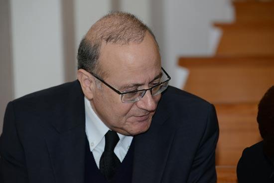 השופט יוסף אלרון/ צילום: איל יצהר
