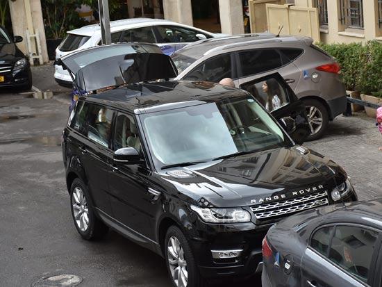 הרכב של ענבל עאור / צילום:יוסי כהן