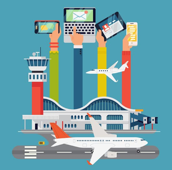 לדעת מראש על כל שינוי בטיסה  / צילום: Shutterstock/ א.ס.א.פ קרייטיב
