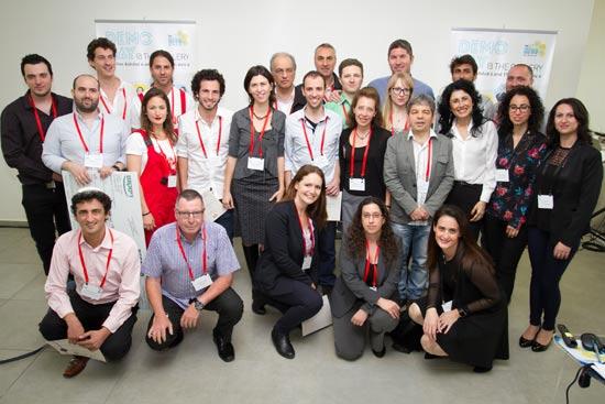 קבוצת השקעות בסדנו / צילום: דבי זילברמן