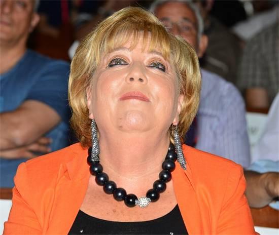 מרים פיירברג, ראשת העיר נתניה (צילום: תמר מצפי)
