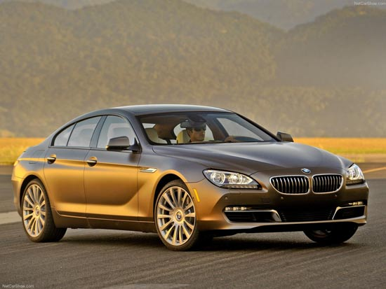 BMW-640i Gran Coupe / צילום: יחצ