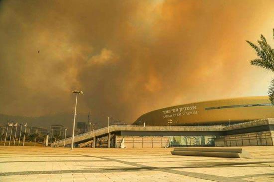 איצטדיון סמי עופר בחיפה / צילום: משה טובי