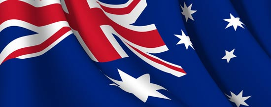 דגל אוסטרליה / צילום:  Shutterstock/ א.ס.א.פ קרייטיב