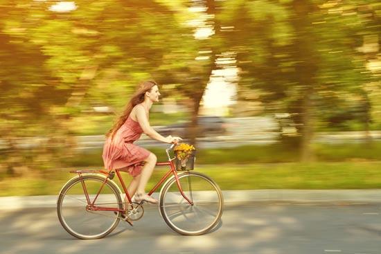 אופניים ככלי תחבורה  / צילום: Shutterstock/ א.ס.א.פ קרייטיב