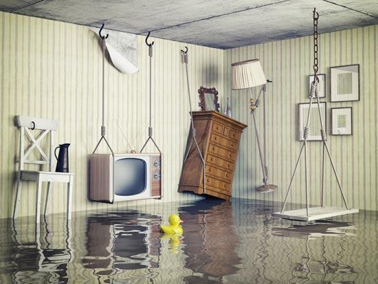 ביטוח מבנה לכיסוי נזקים לדירה או לחלקים ממנה / צילום:  Shutterstock/ א.ס.א.פ קרייטיב