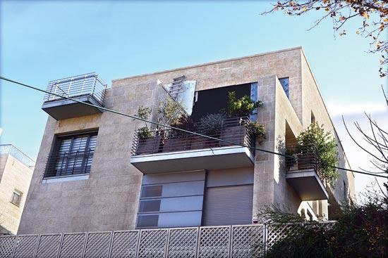 הבניין בגינו הוגשה התביעה / צילום: איל יצהר