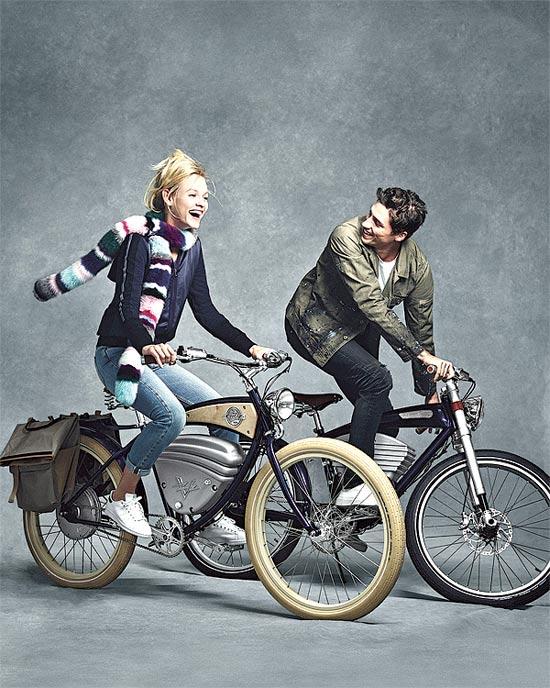 אופניים וינטאג' / צילום: יחצ