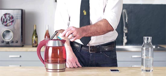 להכין תה מקצועי/ צילום: יחצ
