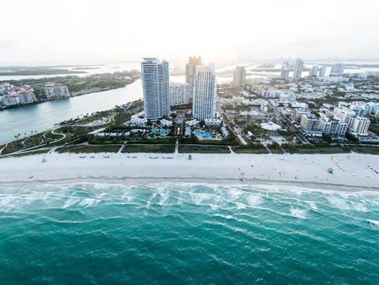 """מיאמי- חוף הזהב של משקיעי הנדל""""ן/צילום:  Shutterstock/ א.ס.א.פ קרייטיב"""