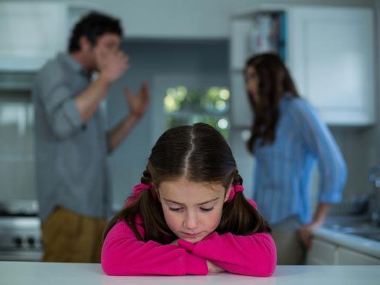 גירושים עם ילדים / צילום:  Shutterstock/ א.ס.א.פ קרייטיב