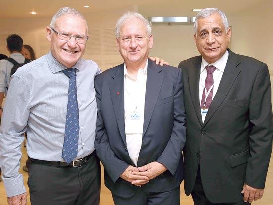פיני כהן, יאיר סרוסי, ידלין /  צילום: חן גלילי