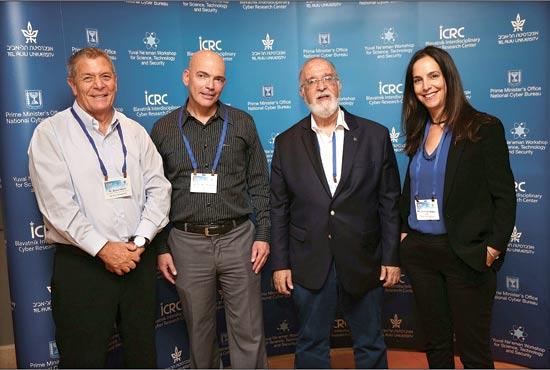 היישטיין בן ישראל גולד וירון / צילום: חן גלילי