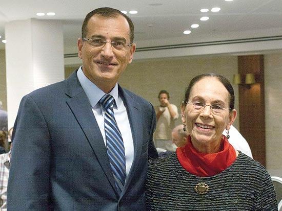 אילה פרוקצ'יה מנשה כהן /  צילום: גיל לופו
