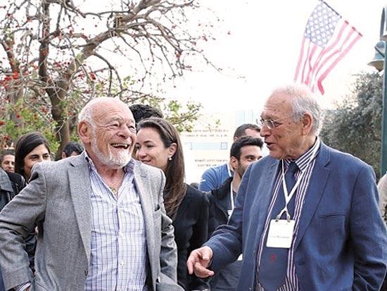 אוריאל רייכמן,  סם זל / צילום: עדי כהן צדק