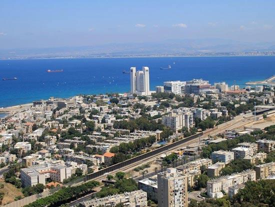 חיפה / צילום:Shutterstock/ א.ס.א.פ קרייטיב