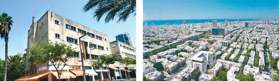 פרויקט ICON TLV, תל אביב. הדמיית הפרויקט והמצב הנוכחי / צילום: איל יצהר, הדמיה: סיטי בי אדריכלים