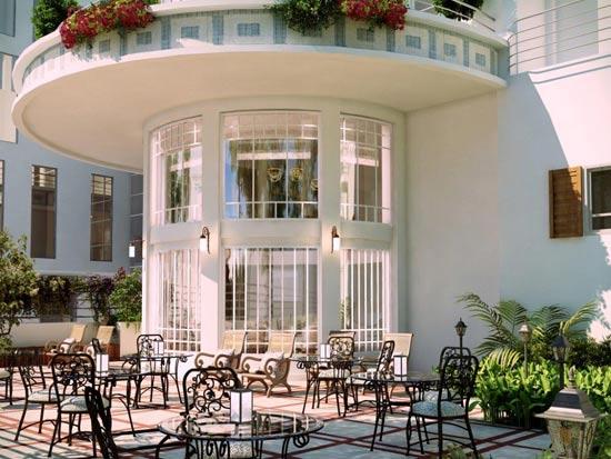 מבט מבחוץ- בנייה בבניין לשימור בסגנון באוהאוס / הדמייה: Avantgarde Residence