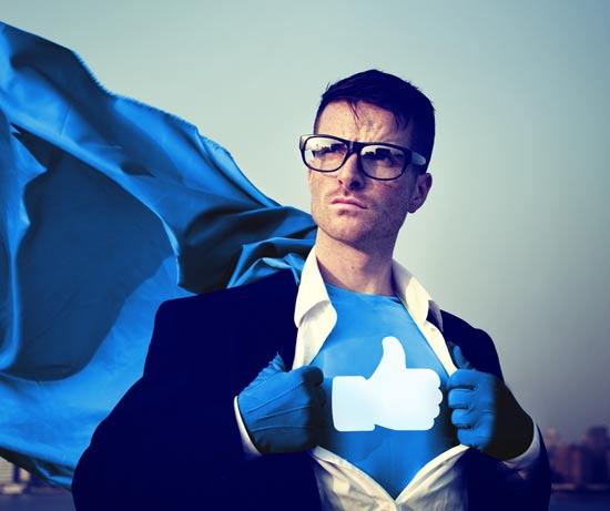 מנהל מדיה חברתית / צילום:  Shutterstock/ א.ס.א.פ קרייטיב
