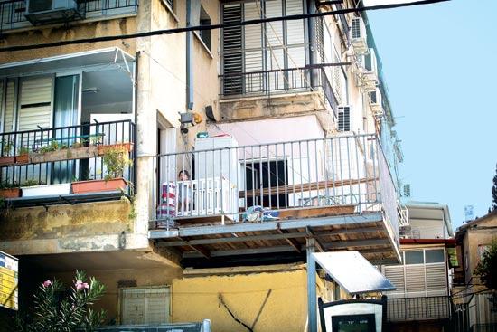 חריגות בנייה / צילום: שלומי יוסף