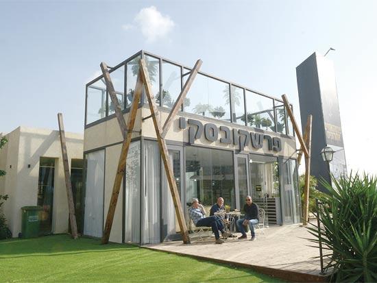 פרויקט: גן נחום החדשה, דירת 5 חדרים בראשון לציון / צילום: איל יצהר