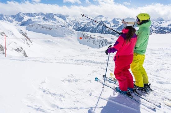 אתר הסקי Baqueira Beret  / צילום: Marc Gasch