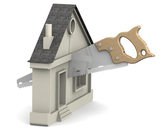 חלוקת רכוש / צילום:  Shutterstock/ א.ס.א.פ קרייטיב