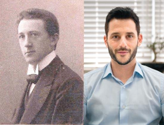 אמיר (מימין) ואויגן מיטווך / צילומים: משפחת מיטווך