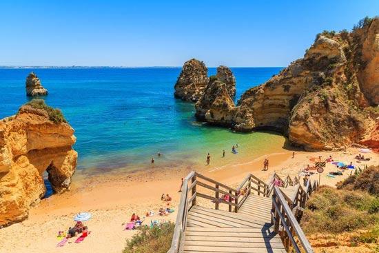 פורטוגל- חופים/ צילום:  Shutterstock/ א.ס.א.פ קרייטיב