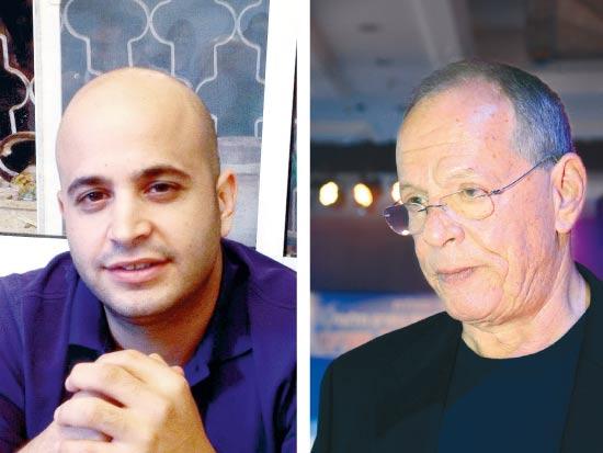 עמיקם כהן, מוטי גמיש / צילומים: תמר מצפי, מתוך פייסבוק