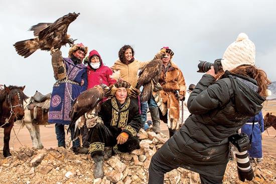 מונגוליה  / צילום:יואל שליין