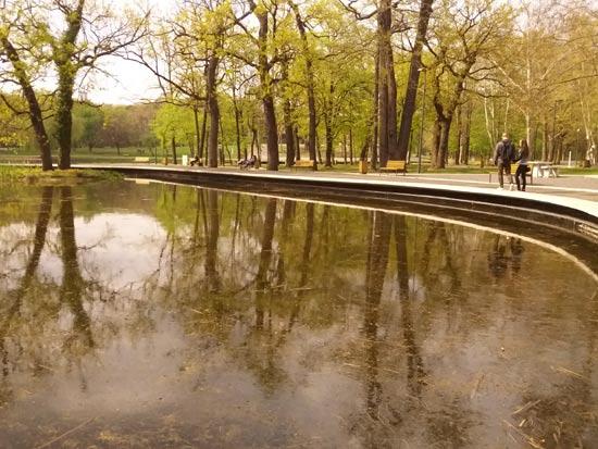 הפארק הגדול בדברצן    / צילום: באדיבות לשכת התיירות של דברצן