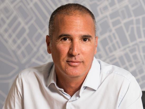 """גיא לקסמן, סמנכ""""ל שיווק החברה לחיזוק מבנים בישראל/ צילום: יח""""צ"""