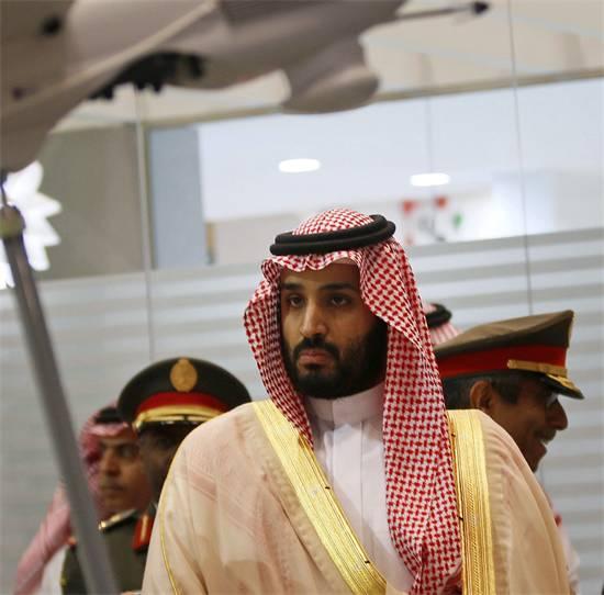 מוחמד בן סלמאן, נסיך הכתר הסעודי / צילום: רויטרס