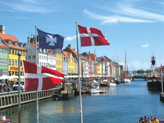 הנמל בקופנהגן / צילום: רויטרס