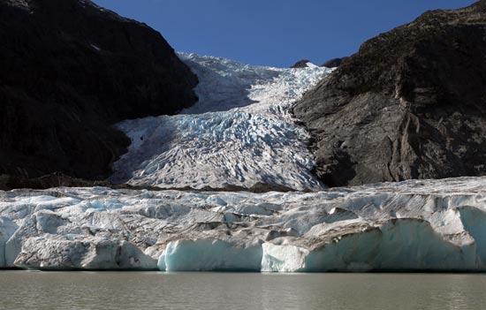 קרחונים/ צילום: תמי בר לב