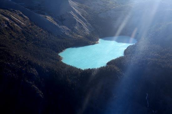 טסים מעל גאיות ואגמים/ צילום: תמי בר לב