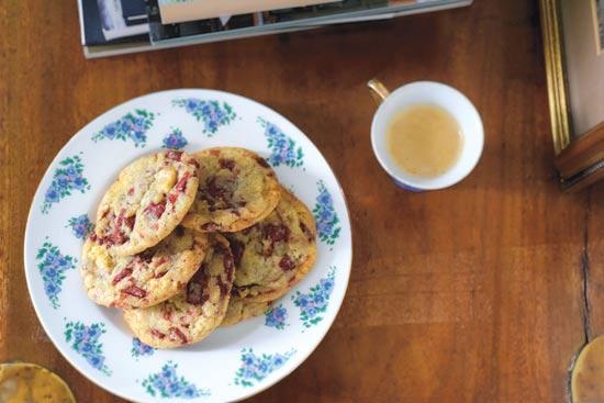 עוגיות שוקולד צ'יפס/ צילום: מיכל רביבו