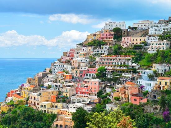 הריביירה של דרום איטליה / צילום: Shutterstock/ א.ס.א.פ קרייטיב