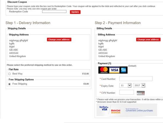 אתר מתחזה של המותג פנדורה גונב פרטי אשראי מגולשים / צילום מסך