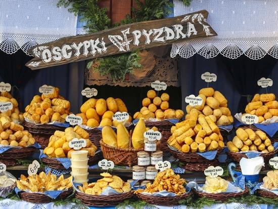 אוכל בקרקוב / צילום: Shutterstock/ א.ס.א.פ קרייטיב