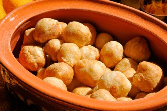 סופגניות פריגניצה במונטנגרו / צילום:  Shutterstock/ א.ס.א.פ קרייטיב