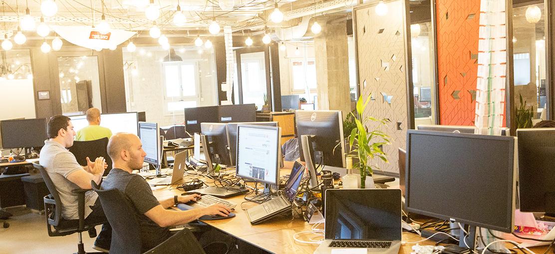 סטארטאפים - dynamic-yield-office-2 / צילום: שלומי יוסף