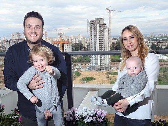 משפחת ג'רבי / צילום: איל יצהר