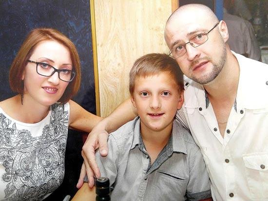 משפחת ברשצקי / צילום פרטי