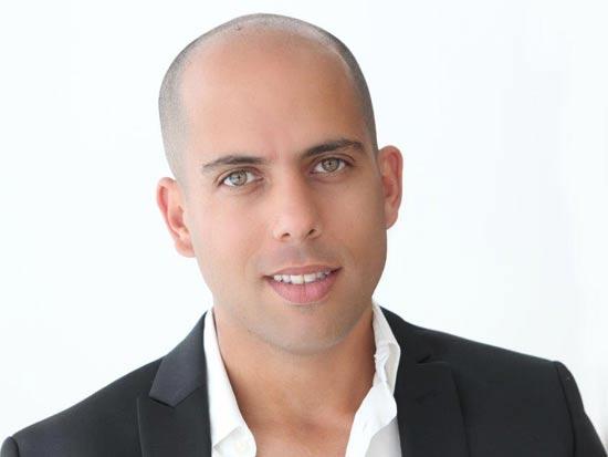 """אלעד אפרגן מנכל ובעלים ישראל אירופה / צילום: יח""""צ"""