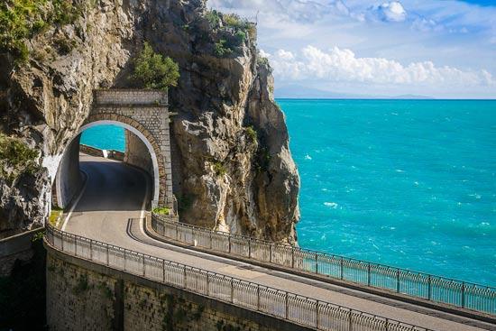 דרך אמלפי, מדרכי הנוף היפות בעולם/ צילום: Shutterstock/ א.ס.א.פ קרייטיב
