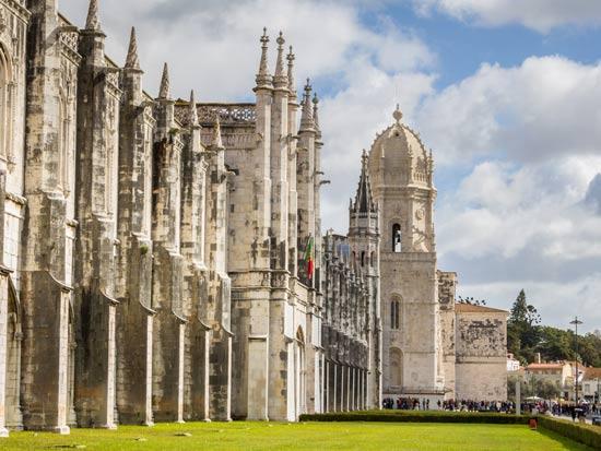 מנזר ז'רונימוס, ליסבון/ צילום:  Shutterstock/ א.ס.א.פ קרייטיב